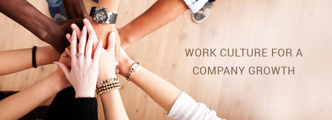work culture for a company
