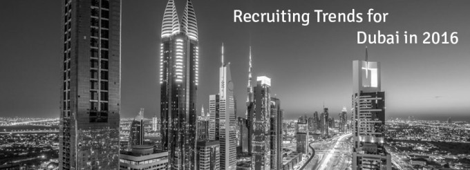 Recruitment Dubai in 2016