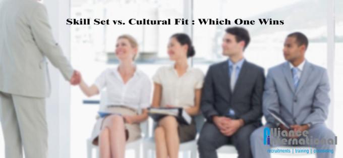 Skillset Vs Cultural Fit Candidate