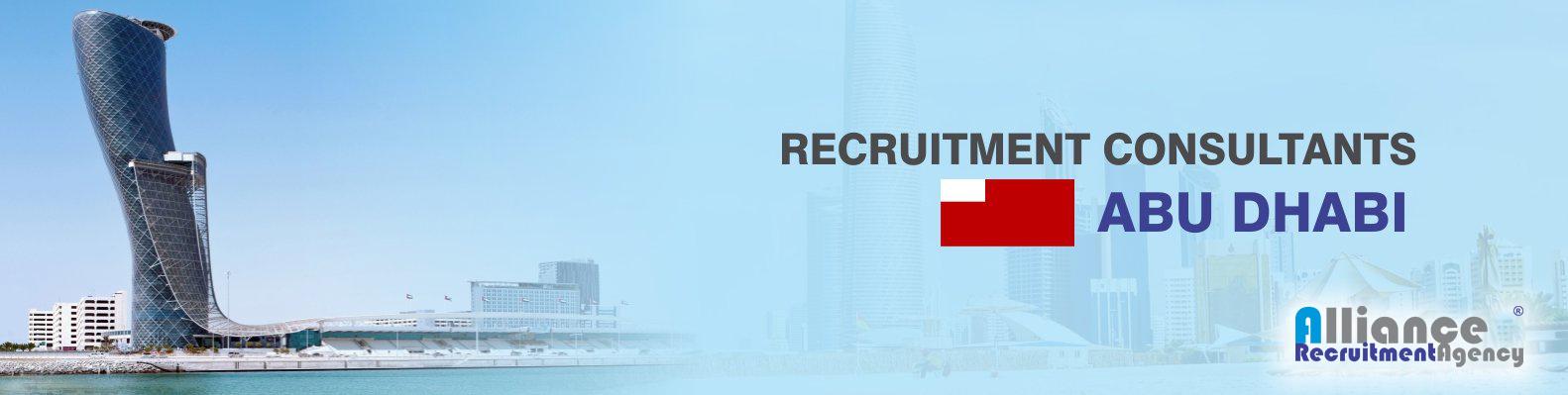 Abu Dhabi Recruitment Agency - Recruitment Consultant Abu Dhabi