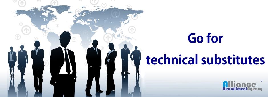 technical subtitutes