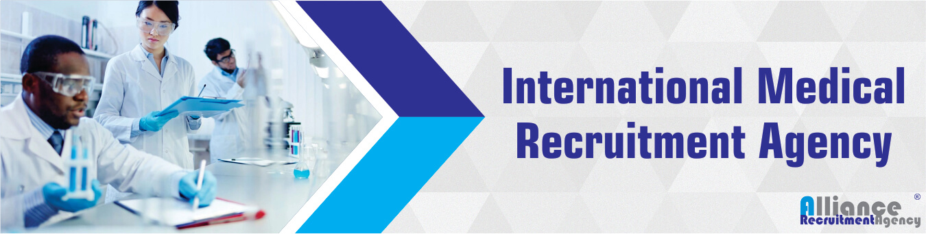 international medical recruitment agency