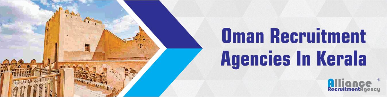Oman Recruitment Agencies In Kerala
