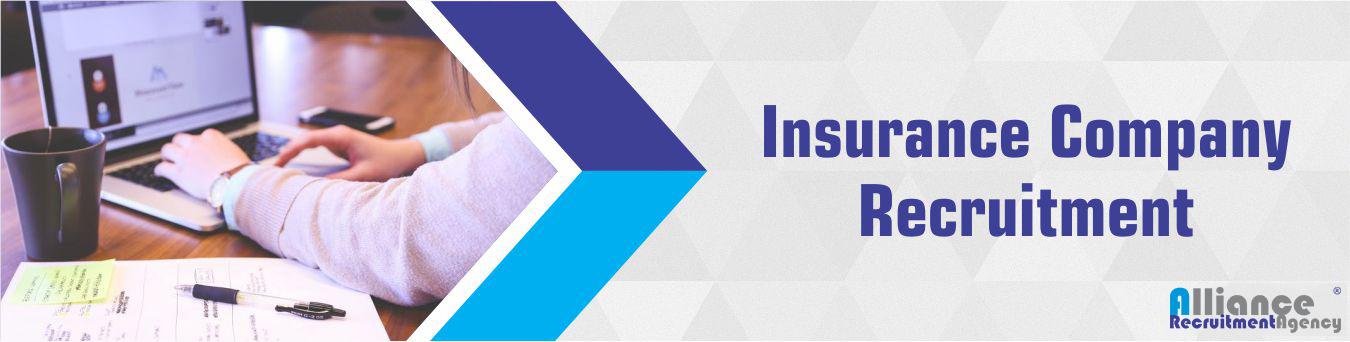 Insurance Company Recruitment Service - Alliance ...